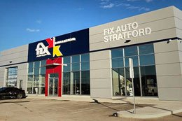 Fix Auto brand is synonymous with quality and consistency in collision repair.