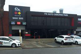 La marca Fix Auto es sinónimo de calidad y consistencia en la reparación de carrocería.