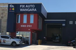 Fix Auto brand is synonymous with quality and consistency in smash repair.